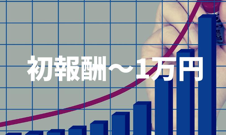 ネットで収入を得る方法〜初報酬ゲット→月1万円編〜