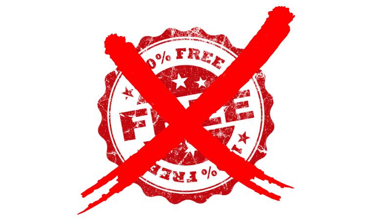 ブログで収益化するなら、無料ブログは全くおすすめできない理由